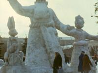 Дед Мороз, Снегурочка и заяц