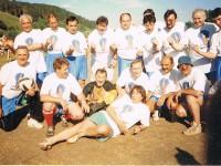Грушинский футбол 1996 г.