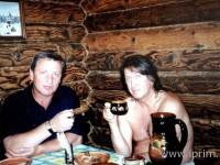 С Леонидом Марголиным