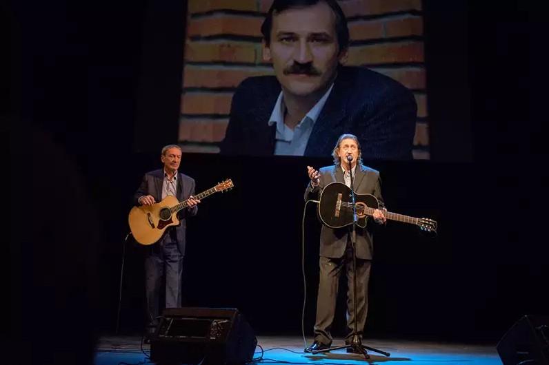Вечер памяти Леонида Филатова 25.12.2016 - Гольфстрим