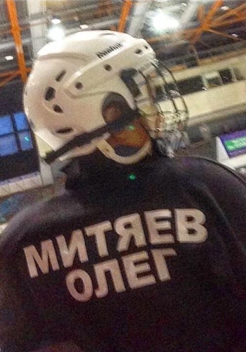 Олег Митяев-младший