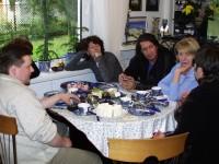 22.05.2004 Троицк. В гостях у Нины Филимоновны Тихоновой-Визбор