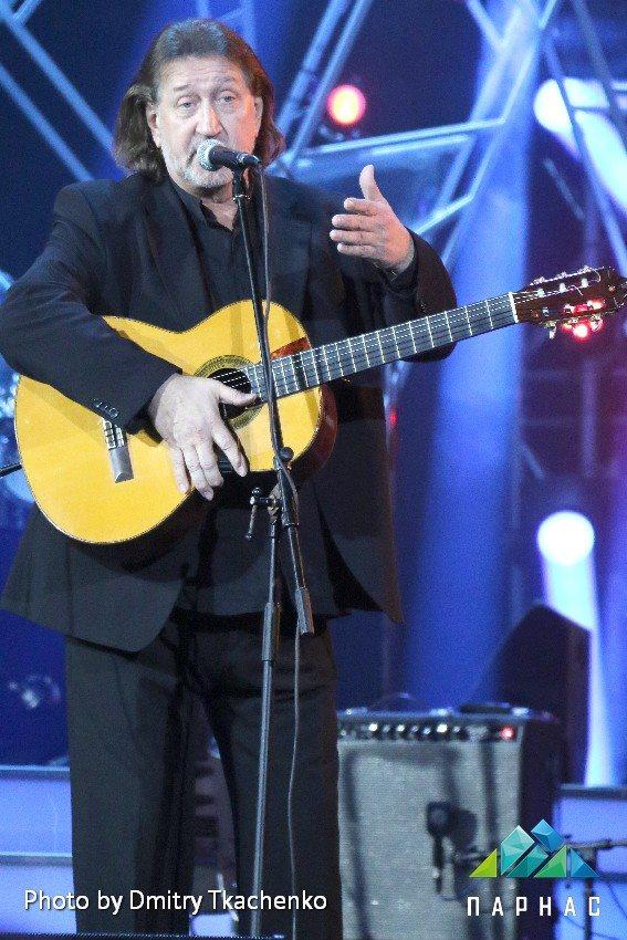 """24.10.2018 юбилейный концерт группы """"Ариэль"""" в Кремле"""