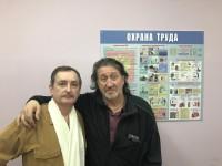 6 марта 2017 г. С Борисом Александровичем