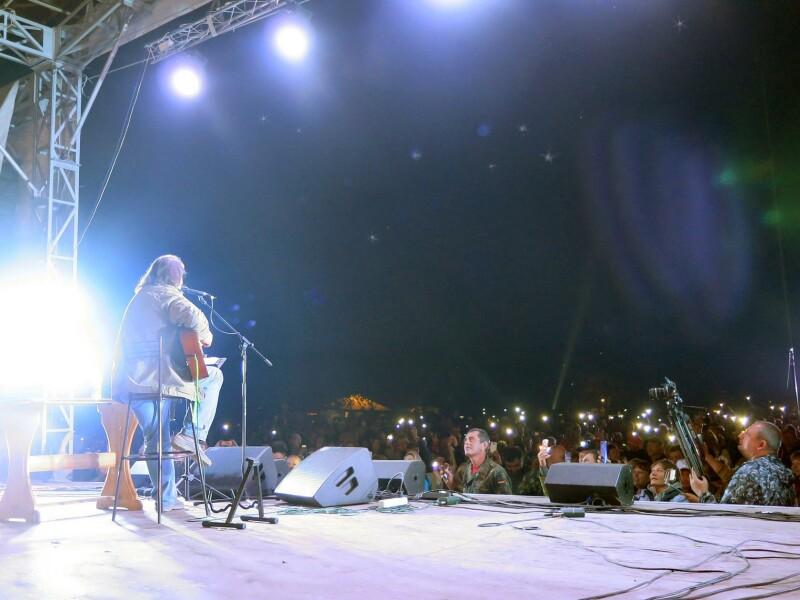 46 Грушинский фестиваль. 5.07.2019 Главная сцена