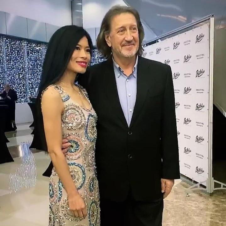 24.10.2019 С Ванессой Мэй. Крокус Сити Холл