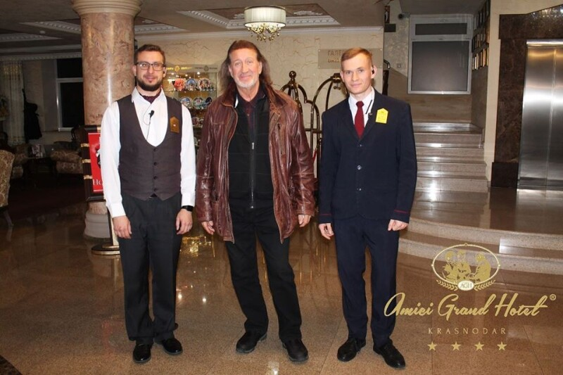 28.11.2019 Краснодар, Amici Grand Hotel