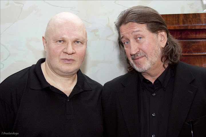 Николай Якимчук и Олег Митяев