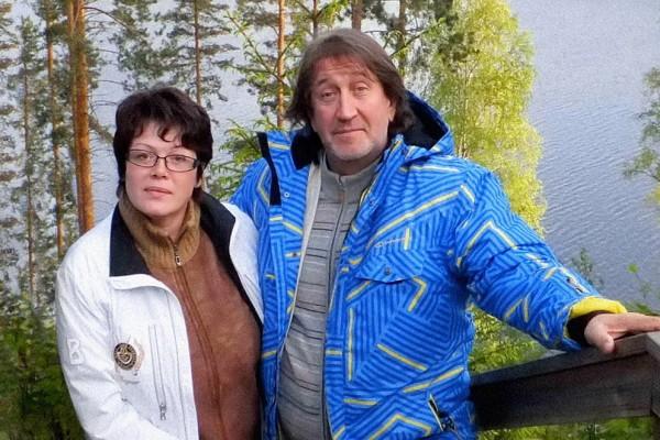 С Капиталиной Сундуковой
