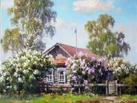 Дом Олега Митяева в Сунгурово