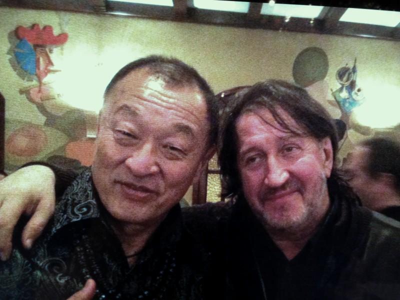 С Кэри-Хироюки Тагавой