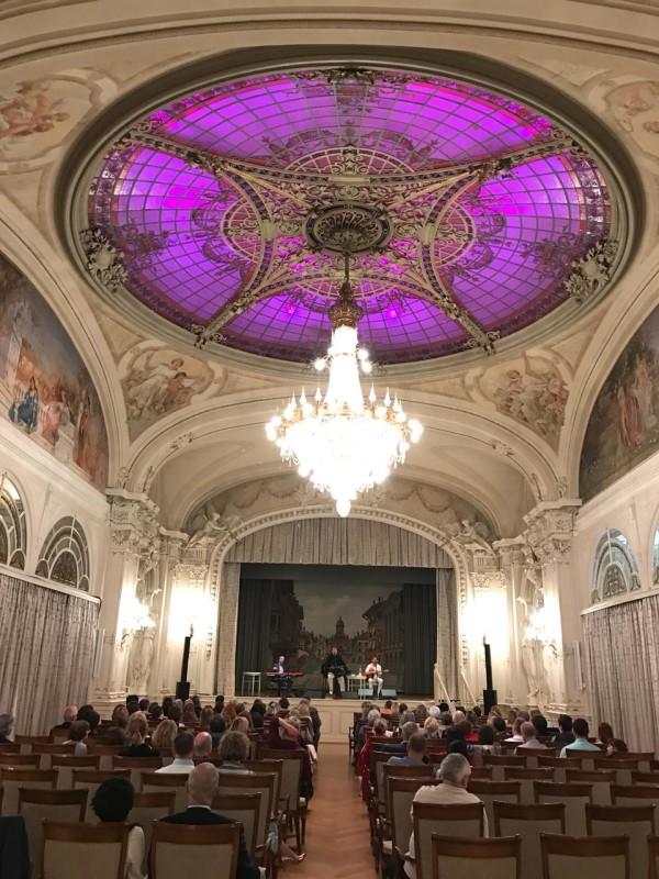 Концерт в Монтрё, Швейцария. 19.05.2018 г.