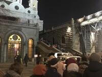 Очередь на концерт Олега Митяева в Зал Церковных Соборов 21.11.2019 г.