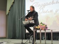 2.10.2015 Концерт, посвящённый Дню учителя