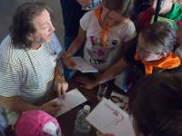 12.08.16 Златоуст. Творческая встреча с Олегом Митяевым