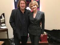 С женой, Мариной Есипенко. Vegas City Hall 19.02.2019 г.
