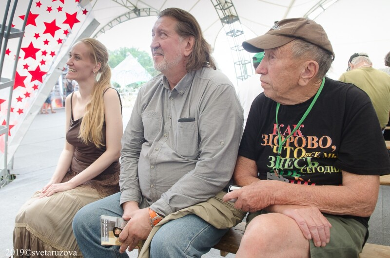 46 Грушинский фестиваль