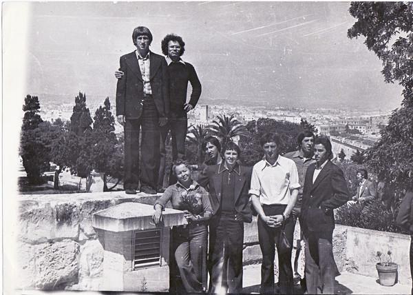 Италия 1979. Рим