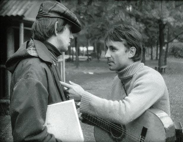 1981 г. Фестиваль в Ульяновске