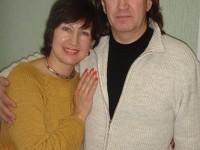С Лидией Садчиковой