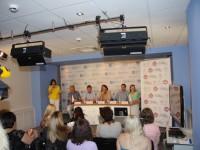 Пресс-конференция 17 августа 2012