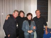 После концерта в Нижнем Новгороде