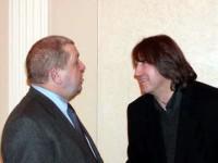 С Владимиром Фёдоровым