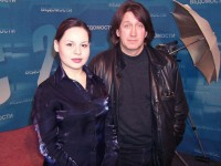 С Натальей Зелёной 2002