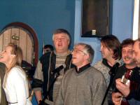"""Открытие клуба-кафе """"Шантан"""" 20.02.2001"""