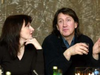 С супругой Мариной Есипенко