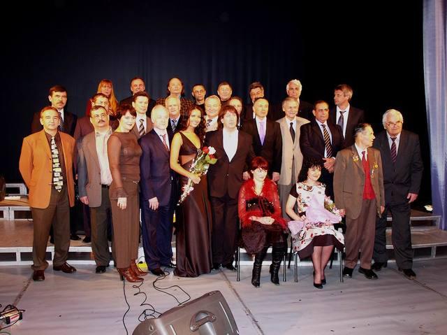 """Вторая премия """"Светлое прошлое"""" - 2006 г."""