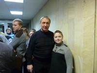 В Красногорске МО, февраль 2012 года