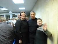 В Красногорске М/О, февраль 2012 г