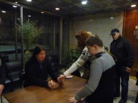 ДК Москворечье , 2 ноября 2012 г