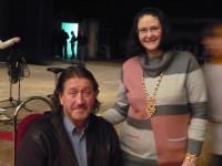 После концерта в Тольятти 17.02.2013 г.