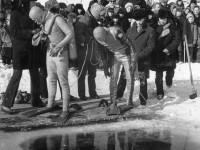 Тренировкка спасателей на пляже Чайка (Смолино)
