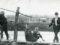 Мостик через Миасс. 1950-е годы