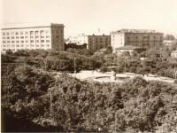 Вид из окна дома по ул.Пушкина,27