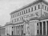 Дворец культуры в Ленинском районе. 1949 год.