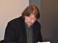 Презентация книги  в магазине на Воздвиженке. 2 марта 2013 год.