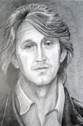 Портрет (графика)