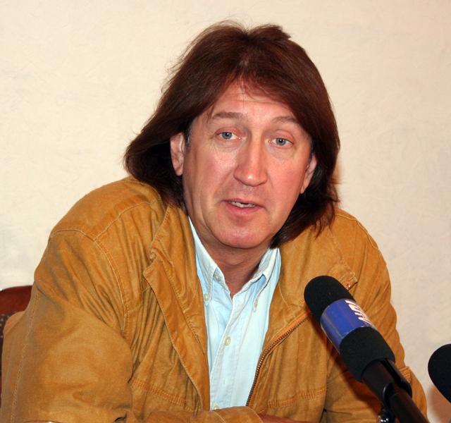 г.Юрга. Пресс-конференция. 2006-08-28