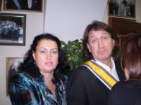 С Ольгой Ратушной