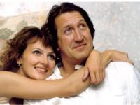 С супругой Мариной Есипенко.