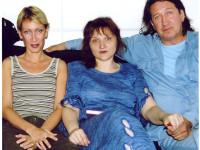 Ирина Богушевская, Любовь Захарченко,Олег Митяев