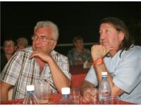 С заслуженным учителем России Евгением Ямбургом