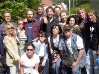 Организаторы и гости Ильменского фестиваля