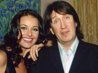 С Оксаной Федоровой. 2007 год.