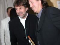С Леонидом Ярмольником