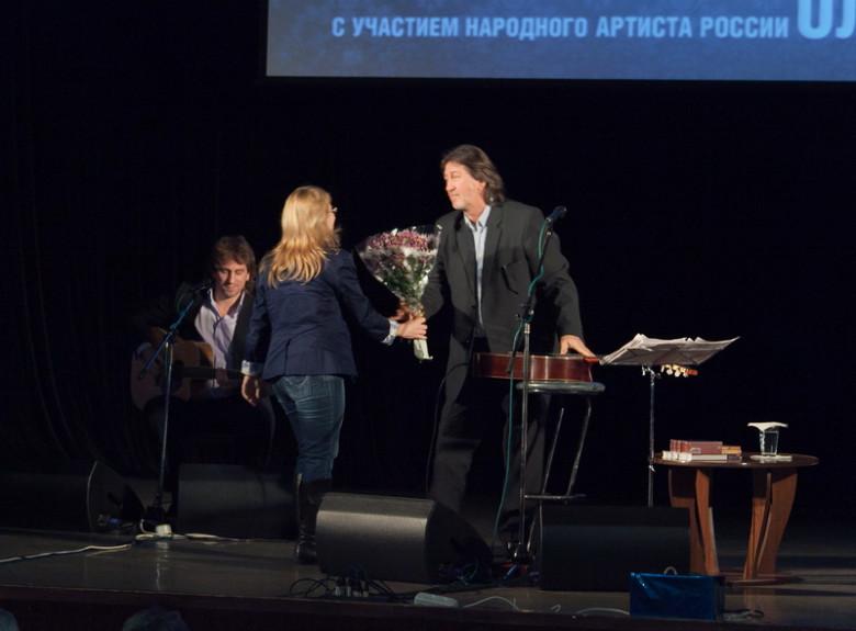 """Ноябрьск. """"Магистрали судьбы"""" - 17.12.13"""